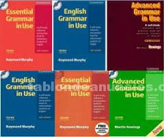 English grammar & vocabulary in use