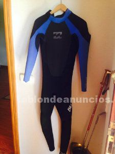 BILLABONG TRAJE NEOPRENO 4 3 M