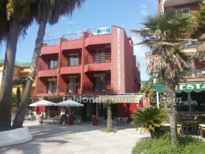Hotel playa san cristobal