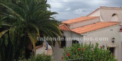 House with pool for sale in moraira 550