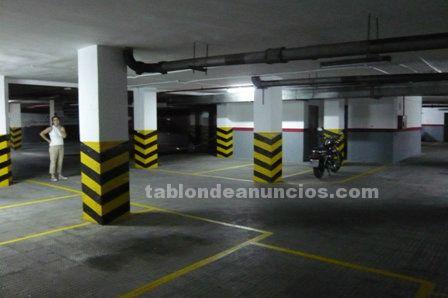 ALQUILER DE PLAZAS DE GARAJE, TRASTEROS Y BODEGA- CAPITÁN HAYA 7 - MADRID 28020