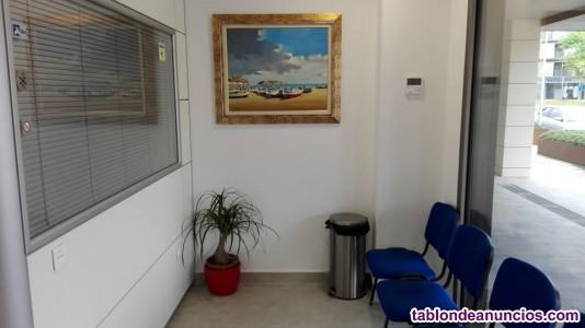 Alquiler de despacho en centro médico en palafrugell