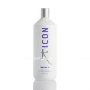 Champu hidratante icon drench 1000 ml.