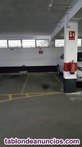 Vendo plaza de garaje plaza de pontevedra.