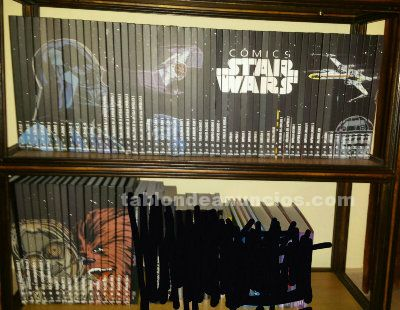 Colecci�n completa star wars
