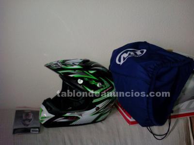 Casco modelo mx-1