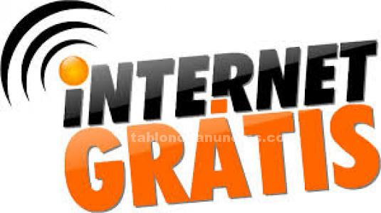 Internet wifi gratis