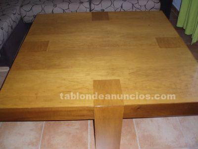 Tabl n de anuncios com mesa exclusiva de sal n con for Bogas muebles