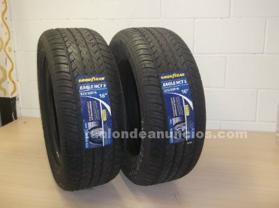 Neum�ticos nuevos good year eagle 2	goodyear	eagle nct 5	4214	225/55r16 95w