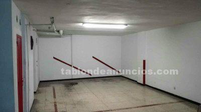 Venta de plaza de garaje cercana a Méndez Núñez