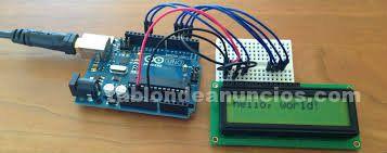 Clases arduino y hardware libre