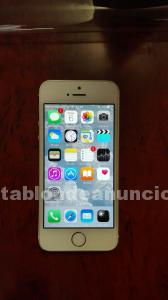 Iphone 5s 16gb en perfecto estado
