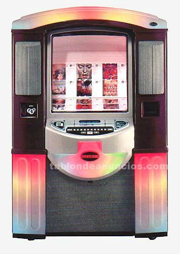 Jukebox rockolas rowe nsm