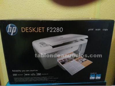 Impresora deskjet f2280