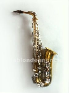 Saxo alto better sound (con extras)
