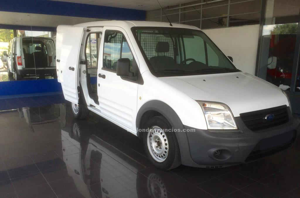Ford transit connect van 1.8 tdci 75cv base 200 s, 75cv, 4p del 2012