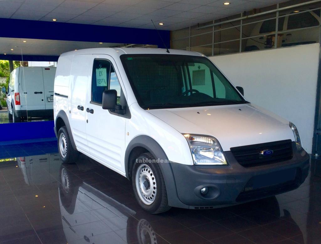 Ford transit connect van 1.8 tdci 75cv base 200 s, 75cv, 4p del 2011