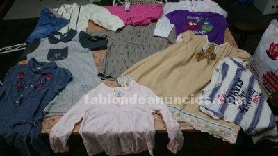 Ropa de niña 11 prendas de boutique por 15 euros
