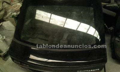 Vendo despiece de mercedes c180 compressor
