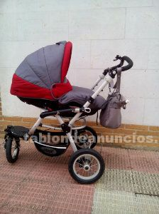 Silla de paseo jane matrix 3 en 1