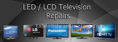 Reparacion de monitores y tv tft/led presupuesto gratis