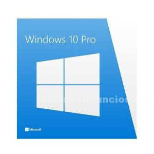 Windows 10 pro, professional 32/64 bit - clave de licencia - product key