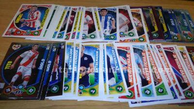 74 cromos adrenalyn 2014 - 2015