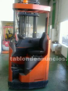 Retractil bt  electrica