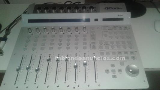 Interfaz de audio + controlador