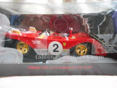 Ferrari  312 p  1/18 shell limited edition