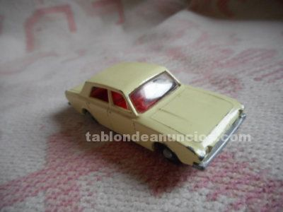 Miniatura ford corvair   matchbox