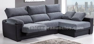 Sof� chaise longue reclinable