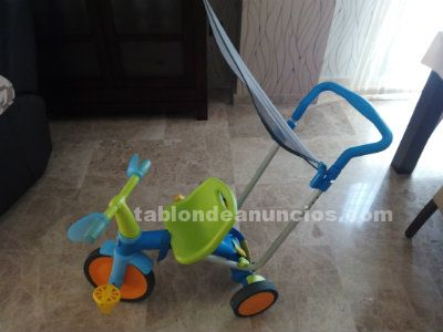 Vendo triciclo 3x3 junior sky imaginariun