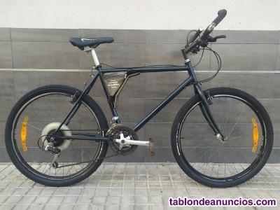 Bicicleta talla grande
