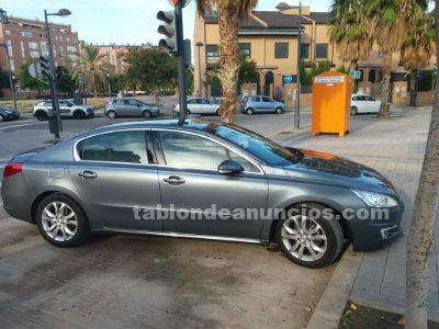 Particular vende peugeot 508 modelo alure impecable