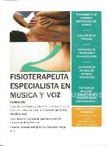 Fisioterapia especializada