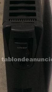 Radiador aceite marca ufesa mod.: ra 6684