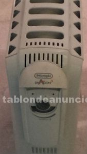 Radiador aceite dalonghi dragon 3 mod.: trd-1025
