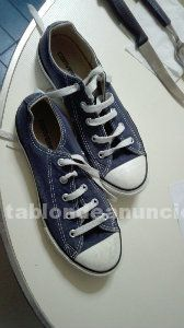 CONVERSE ALL STAR 2,5 AZULES NIÑA
