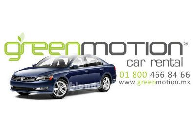 Greenmotion renta de autos y camionetas