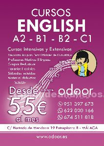 Opening doors academy english courses, the key to your future.