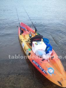 Vendo kayak malibu two xl
