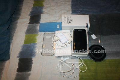 Vendo samsung galaxy s6 edge libre