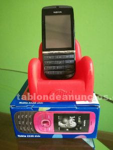 Movil nokia 2220 slide