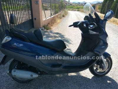 Piaggio x9 evolution 125. Negociable.