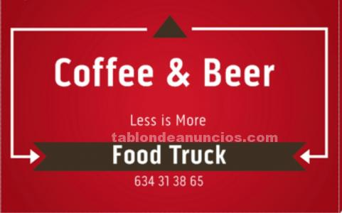 Food truck / coffee & beer