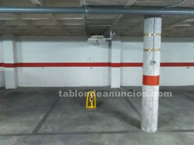 ALQUILO PARKING AMPLIO