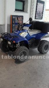 Se vende quad polaris trail boss 330