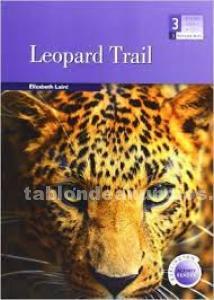 Libro lectura inglés leopard trail