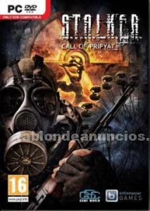 Juego pc s.t.a.l.k.e.r. Call of pripyat